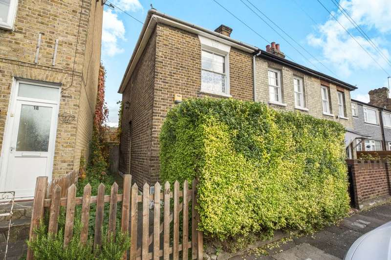 2 Bedrooms Semi Detached House for sale in Byron Road, London, E17 4SW