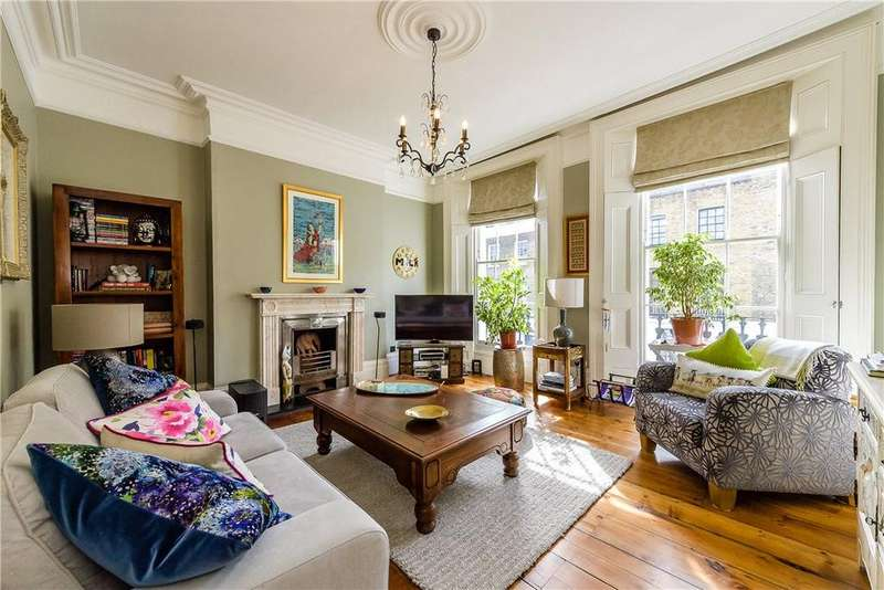 4 Bedrooms Terraced House for sale in Noel Road, Islington, London, N1