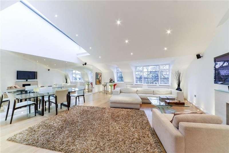 3 Bedrooms Flat for sale in Rutland Gate, Knightsbridge, London, SW7