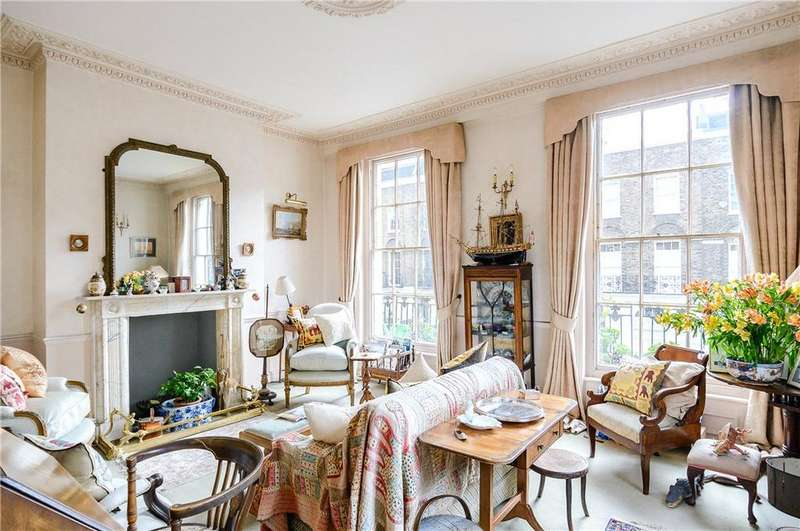 3 Bedrooms Maisonette Flat for sale in Great Percy Street, Clerkenwell, London, WC1X