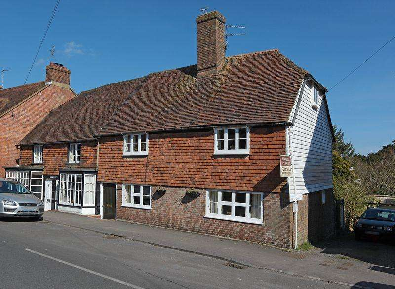 4 Bedrooms Semi Detached House for sale in South Street, Rotherfield, East Sussex