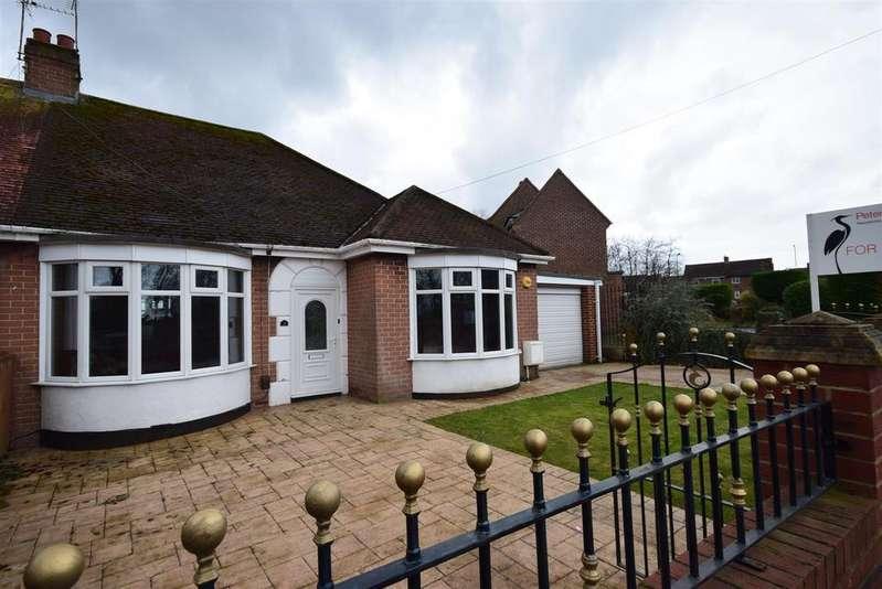3 Bedrooms Semi Detached Bungalow for sale in Nookside, Grindon, Sunderland