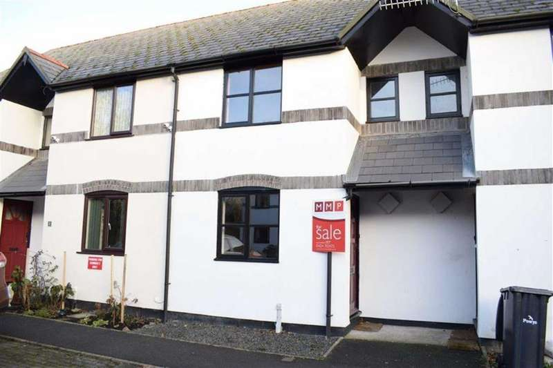 2 Bedrooms Terraced House for sale in 3, Maes Yr Efail, Llanbrynmair, Powys, SY19