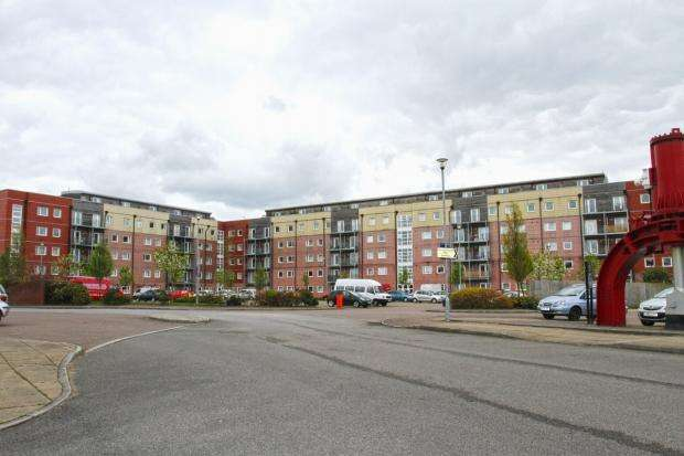 2 Bedrooms Apartment Flat for sale in Heritage Way Wigan