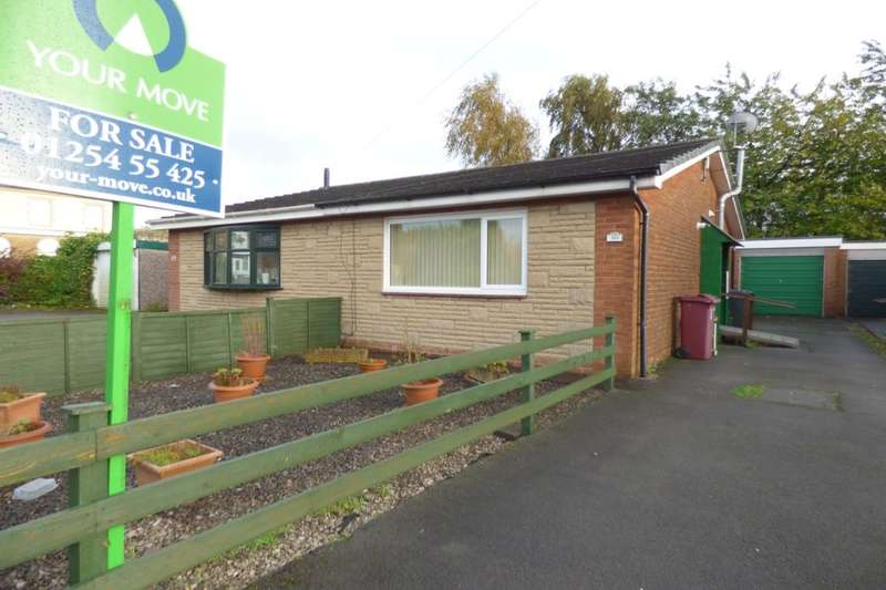 1 Bedroom Semi Detached Bungalow for sale in Rose Hill Avenue, Blackburn, BB1