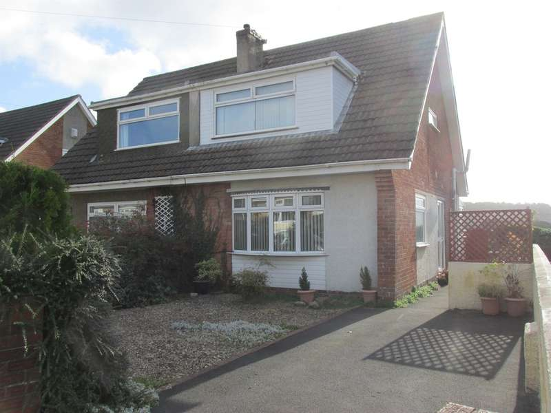 3 Bedrooms Semi Detached House for sale in Derwent Drive, Aberdare
