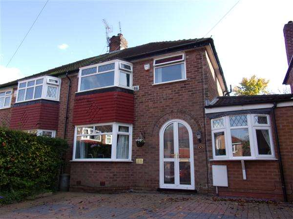 3 Bedrooms Semi Detached House for sale in Peelgate Drive, Heald Green, Cheshire