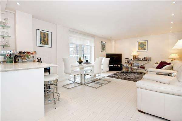 3 Bedrooms Flat for sale in HAMPDEN GURNEY STREET, MARBLE ARCH, W1