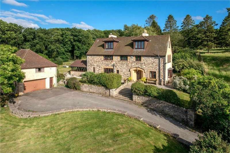6 Bedrooms Detached House for sale in Corfe, TAUNTON, Somerset