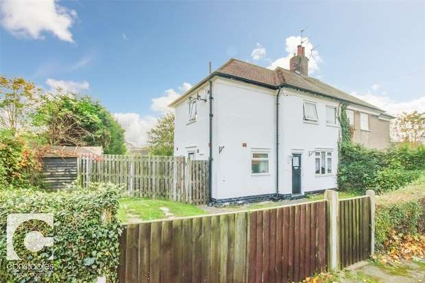 3 Bedrooms Semi Detached House for sale in Rocklee Gardens, Little Neston, Neston, Cheshire