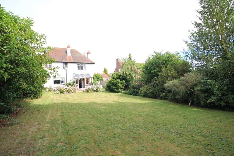 3 Bedrooms Detached House for sale in Upper Woodcote Road, Caversham Heights, Reading, RG4