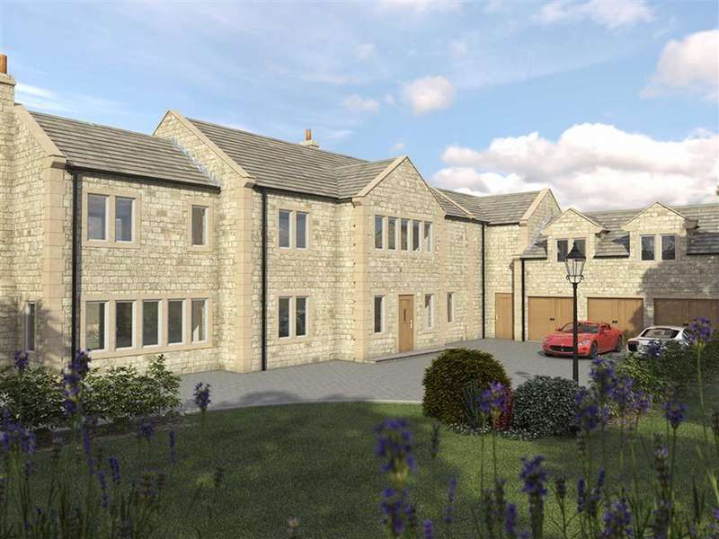 6 Bedrooms Detached House for sale in Stock Dove House, Farnley Tyas, Huddersfield, HD4