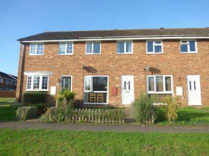 3 Bedrooms Terraced House for sale in Carroll Close, Newport Pagnell, Milton Keynes, Bucks