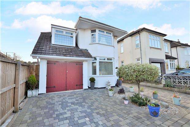 3 Bedrooms Detached House for sale in Stoke Lane, Westbury-on-Trym, Bristol, BS9 3RW