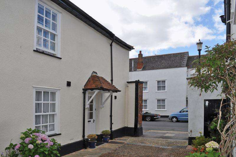 1 Bedroom Apartment Flat for sale in Topsham