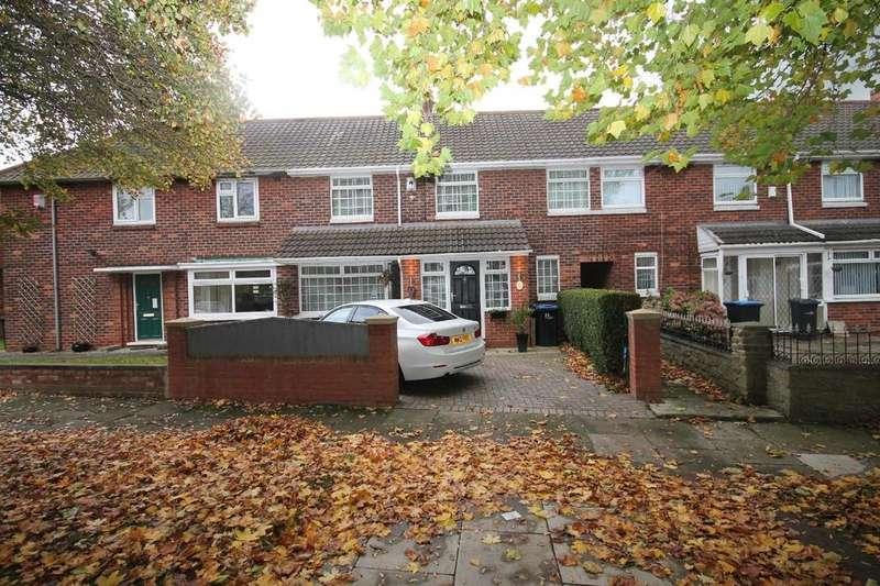 3 Bedrooms Terraced House for sale in Oakworth Green, Beechfield