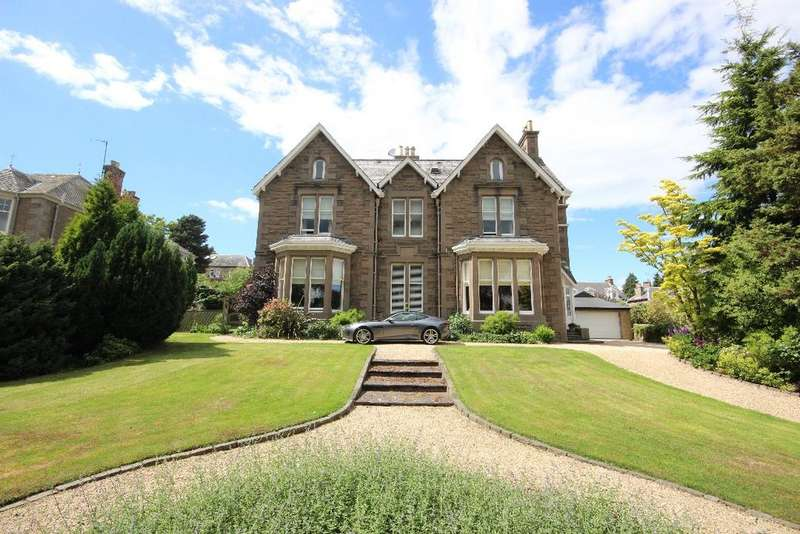 7 Bedrooms Detached House for sale in Craigroyston, 125 Glasgow Road, Perth, Perthshire , PH2 0LU