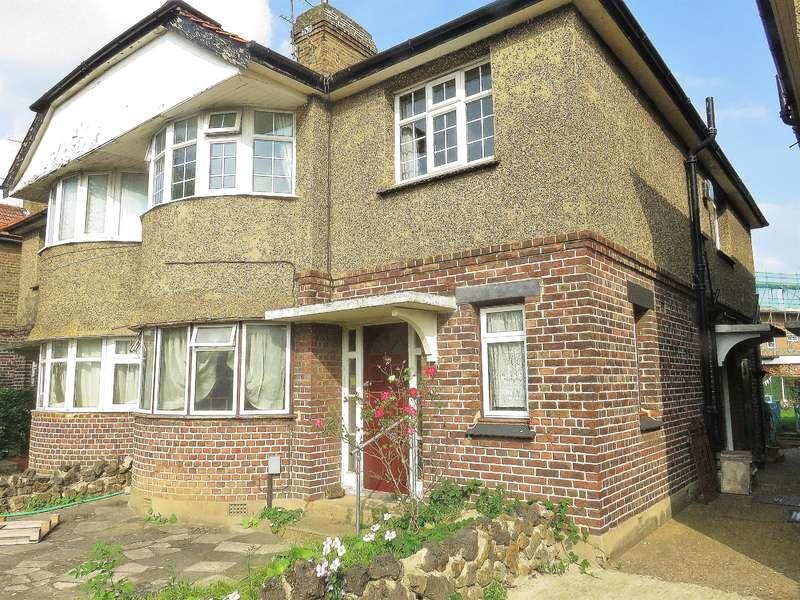 2 Bedrooms Maisonette Flat for sale in Danson Crescent, Welling, Kent, DA16 2AX