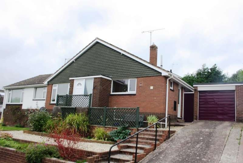 3 Bedrooms Semi Detached Bungalow for sale in Ottery St Mary