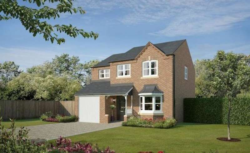 3 Bedrooms Detached House for sale in 'The Rufford 2' at The Forge, Brades Rise, Oldbury, B69