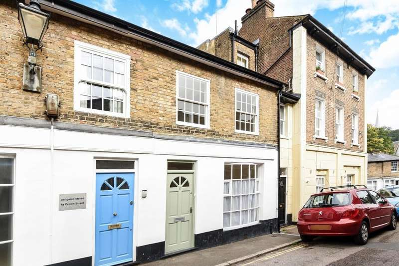 3 Bedrooms Cottage House for sale in Crown Street, Harrow on the Hill, HA2