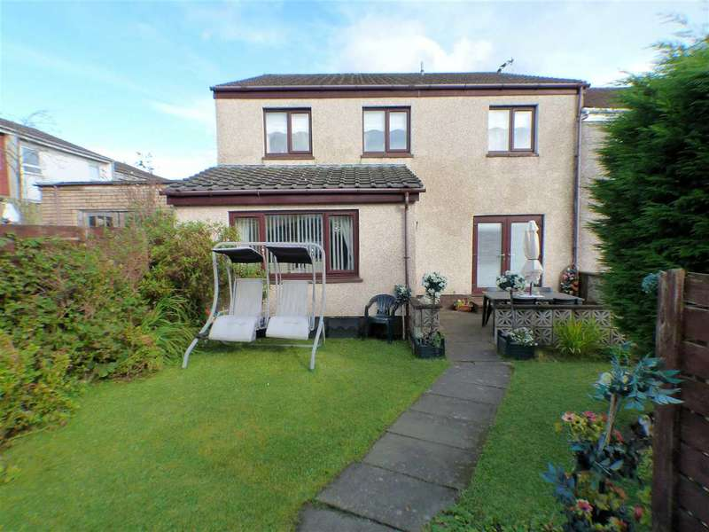 3 Bedrooms Semi Detached House for sale in Carnoustie Crescent, Greenhills, EAST KILBRIDE