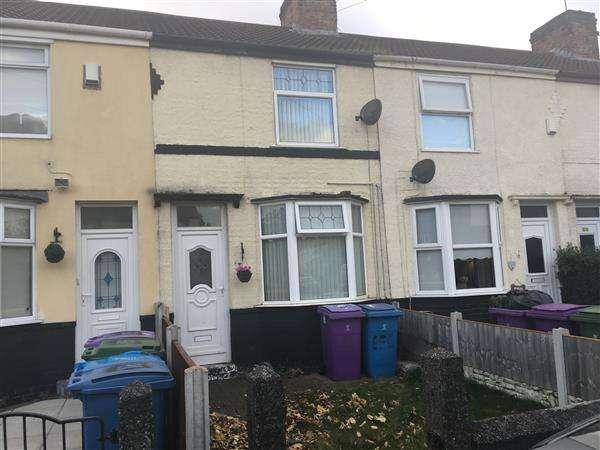2 Bedrooms Terraced House for sale in Torrisholme Road, Walton