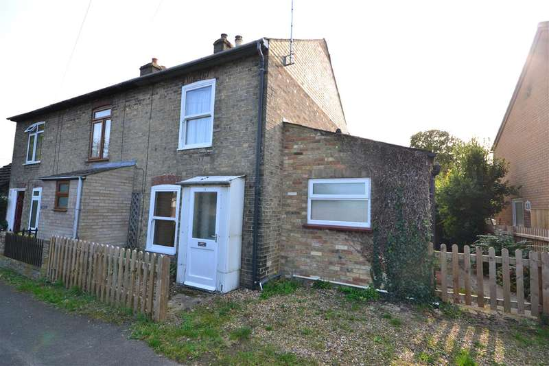 2 Bedrooms Semi Detached House for sale in Kents Lane, Soham