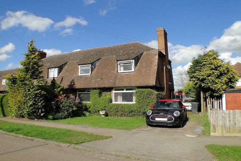 3 Bedrooms Semi Detached House for sale in Sheepfold Hill, Bedford