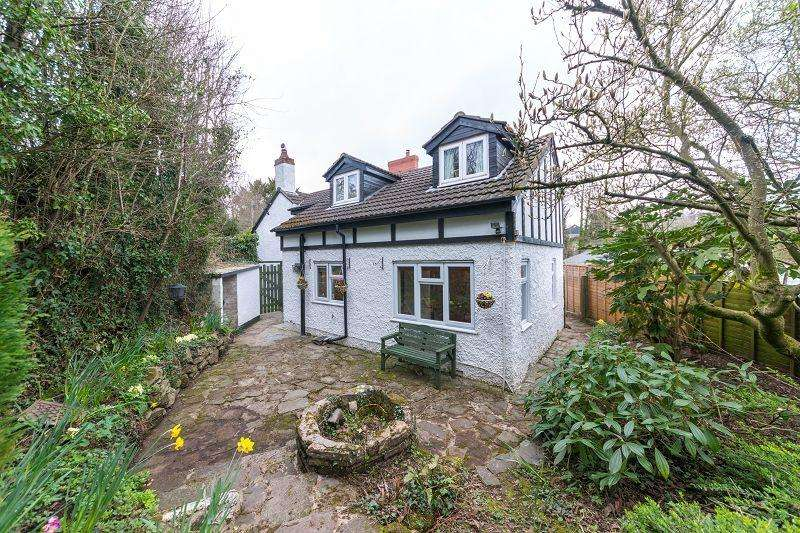 3 Bedrooms Cottage House for sale in Triley, Abergavenny, Monmouthshire. NP7 8DE