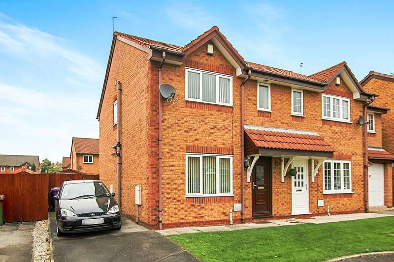 3 Bedrooms Semi Detached House for sale in Elwick Drive, Liverpool, L11