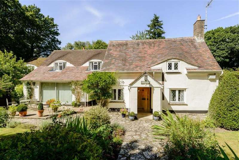 5 Bedrooms Cottage House for sale in Rowe Hill, Wimborne, Dorset