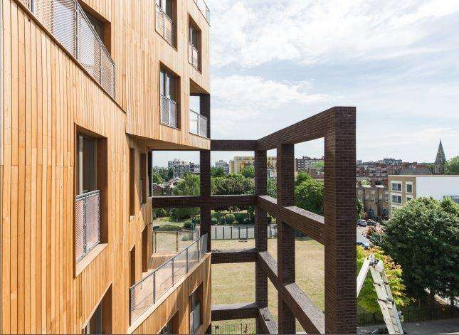 2 Bedrooms Flat for sale in Cube House, Shoreditch,