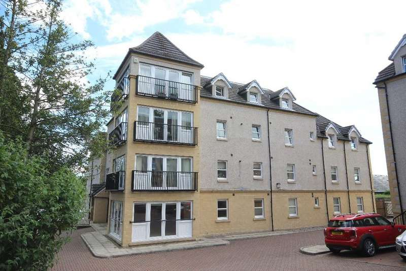 2 Bedrooms Flat for sale in Pitheavlis Crescent , Perth, Perthshire , PH2 0JA