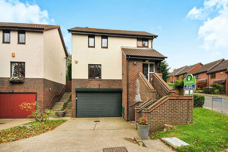3 Bedrooms Detached House for sale in The Spinney, Swanley, BR8
