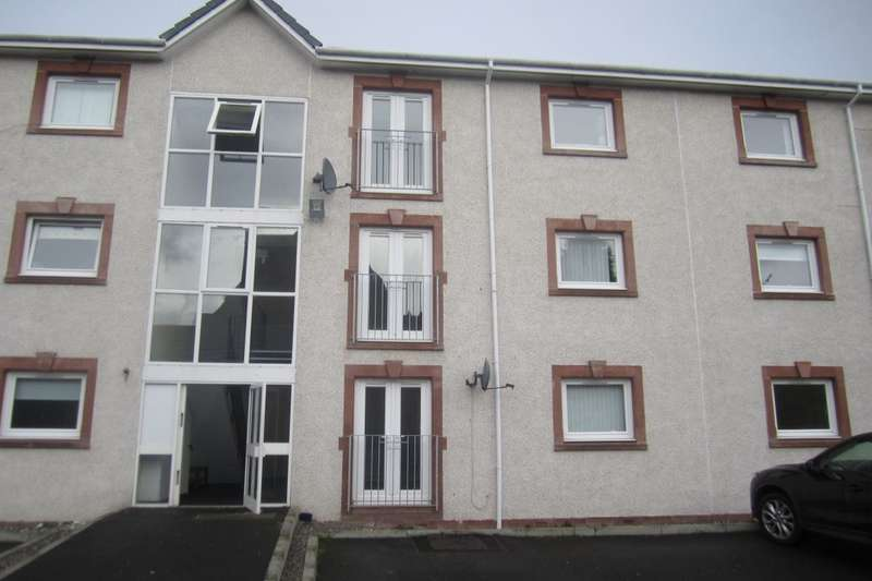 2 Bedrooms Flat for sale in Wilson Street, Hamilton, ML3