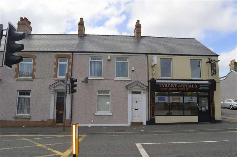 3 Bedrooms Terraced House for sale in Neath Road, Swansea, SA1