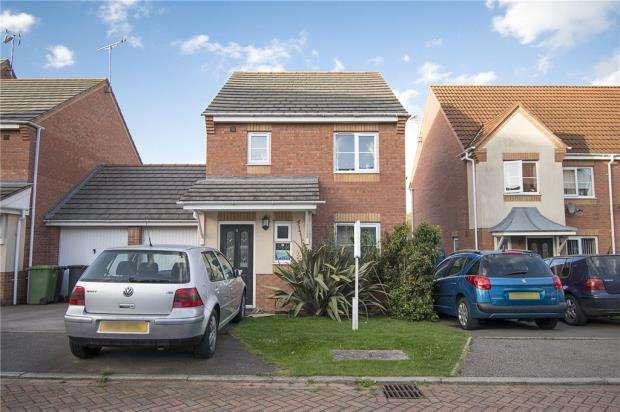 3 Bedrooms Link Detached House for sale in Honeysuckle Close, Bedworth, Warwickshire