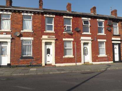 3 Bedrooms Terraced House for sale in Enfield Road, Blackpool, Lancashire, FY1