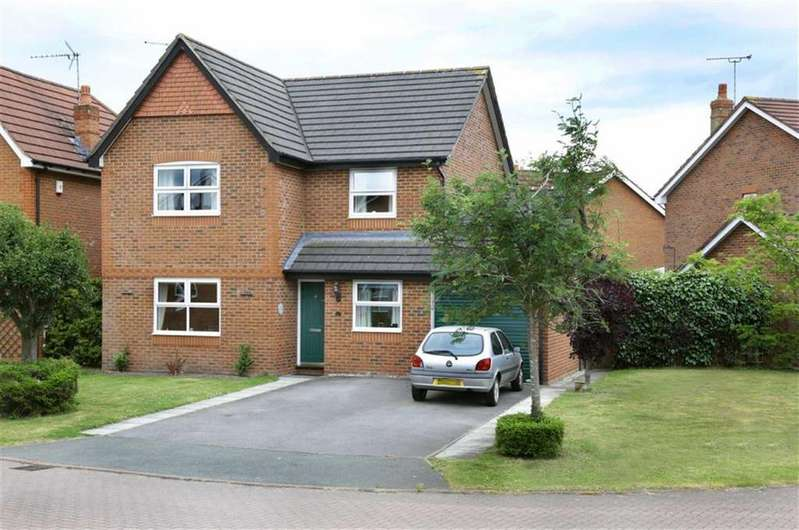 4 Bedrooms Detached House for sale in Kensington Drive, Nantwich, Cheshire