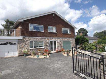 4 Bedrooms Detached House for sale in Llanfair Road, Ruthin, Denbighshire, LL15