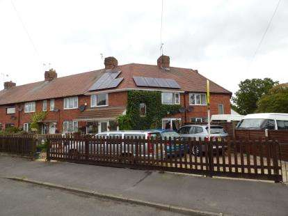 3 Bedrooms Terraced House for sale in Hollick Crescent, Gun Hill, New Arley, Coventry