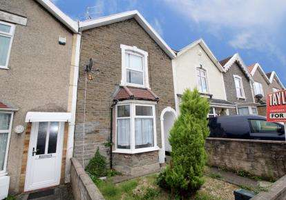 2 Bedrooms Terraced House for sale in Filwood Road, Fishponds, Bristol