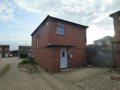 4 Bedrooms Detached House for sale in Buscot Place, Great Holm, Milton Keynes, Buckinghamshire