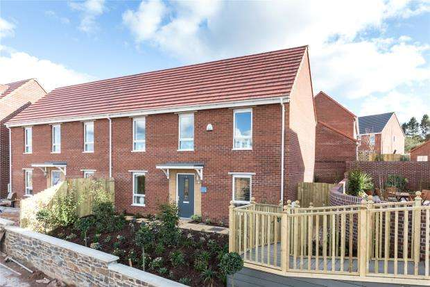 3 Bedrooms Terraced House for sale in Tithe Barn, Tithe Barn Link Road, Monkerton, Exeter