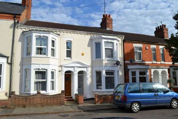 3 Bedrooms Terraced House for sale in St James Park Road, St James, Northampton NN5 5EU