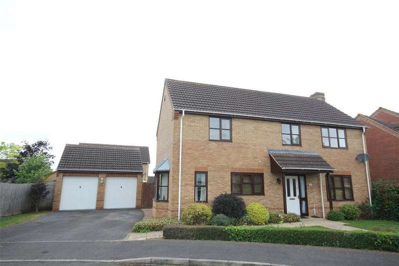 4 Bedrooms Detached House for sale in Bishops Place, Welton, LN2