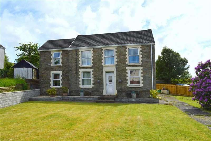 6 Bedrooms Detached House for sale in Bryn Road, Waunarlwydd, Swansea