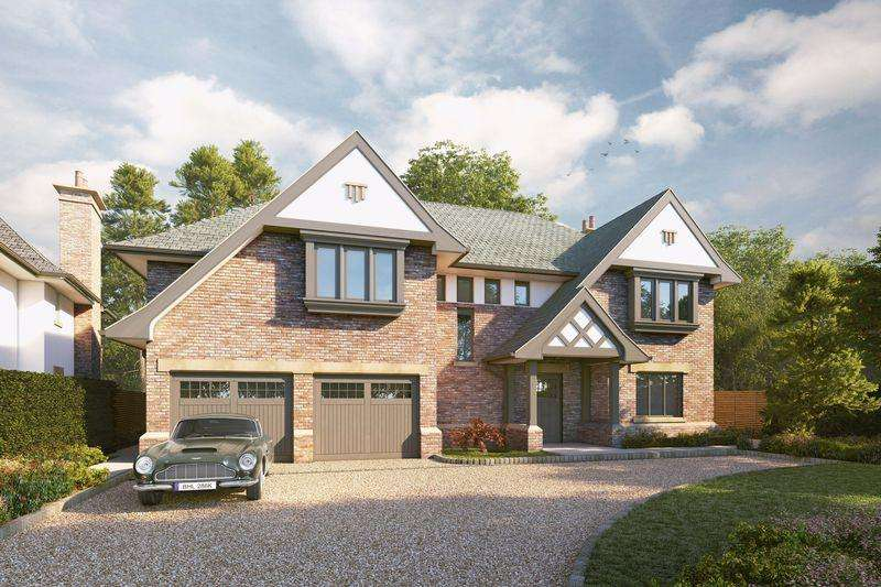 5 Bedrooms Detached House for sale in Parkfield Road, Knutsford