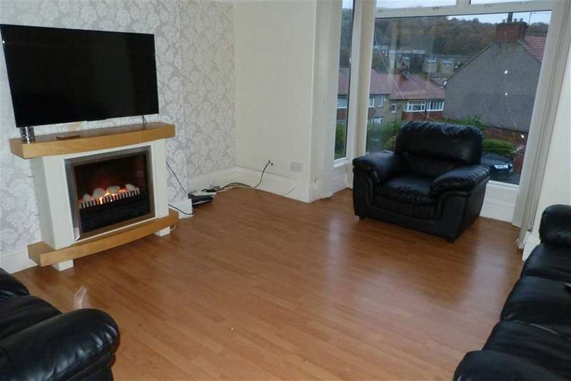 3 Bedrooms Semi Detached House for sale in Storths Road, Birkby, Huddersfield